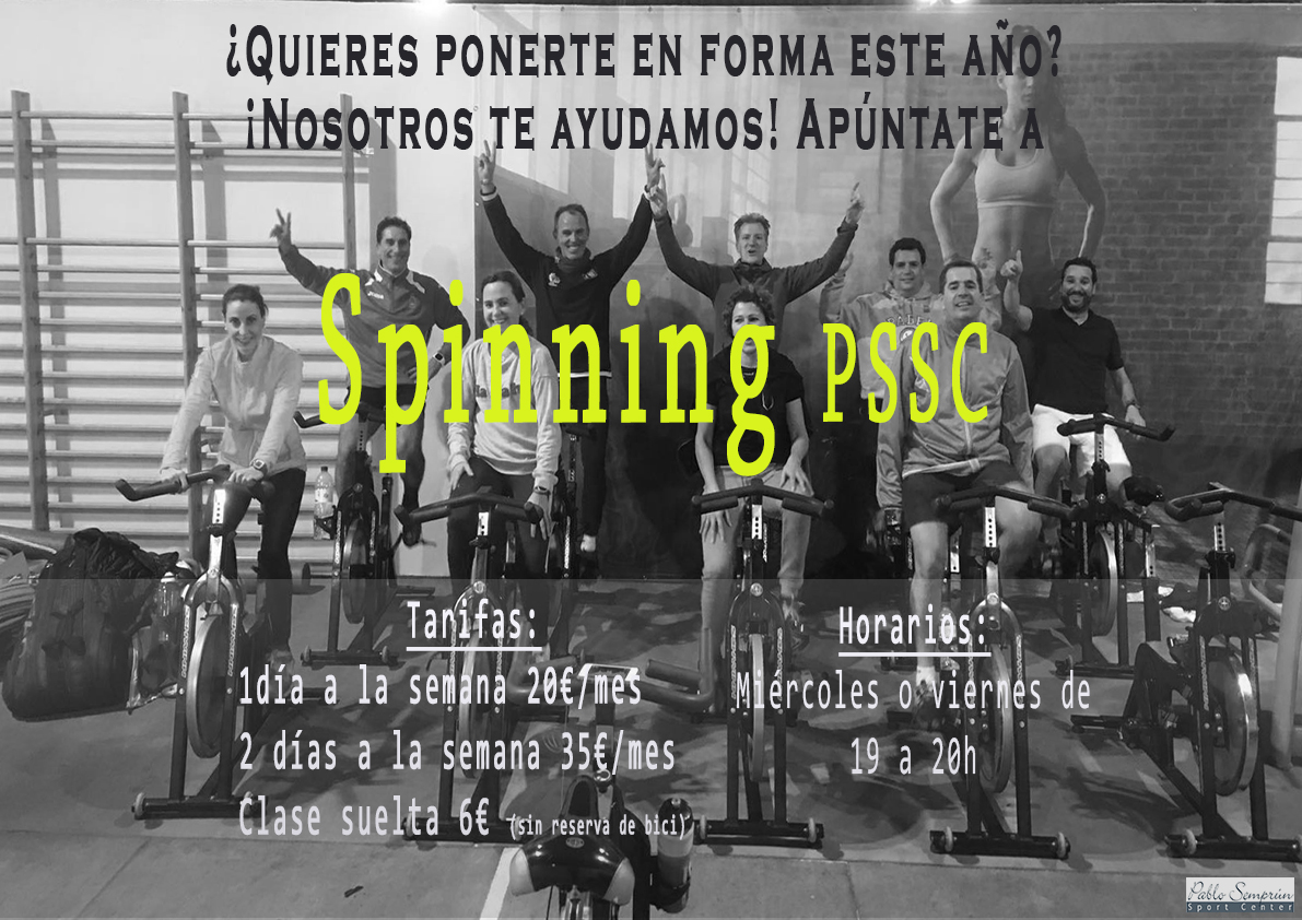 SPINNING PSSC